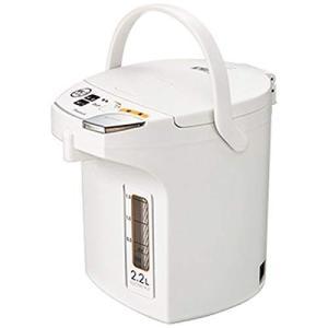 電動給湯ポット(2.2L) WMJ-22 ホワイト(W)  ピーコック魔法瓶