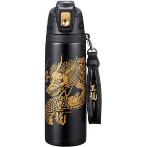 ダイレクトボトル 1L ストラップ付き 黒龍 ADX-S101 (EDR) ピーコック|livingheart