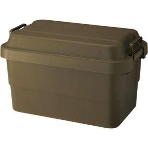 収納ボックス トランクカーゴ グリーン 50L TC-50 リス livingheart