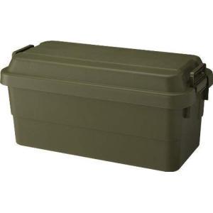 収納ボックス トランクカーゴ グリーン 70L TC-70 リス livingheart