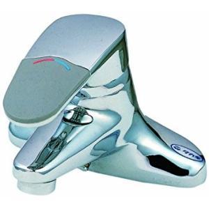 タカギ   洗面用シングルレバー混合栓 JM411  寒冷地仕様 livingheart