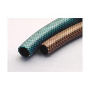 三洋化成  耐圧メッシュホース さらさらブラウン/グリーン/ブルー 15×20mm 切り売り|livingplaza