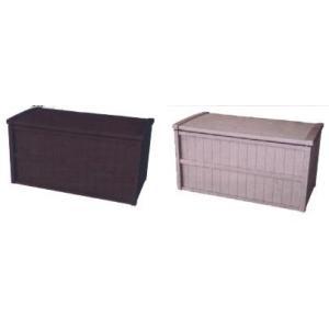 組立式ベランダ収納庫 200L 屋外用コンテナ収納ボックス