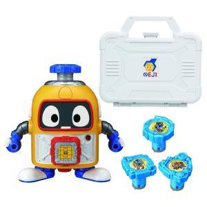 ヘボット! DXヘボット! & ボキャネジ3本と工具箱セット|livingtoy