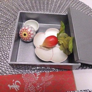 【有田焼】 花玉手毬珍味入れ 薬味入 蓋物 livingts 11