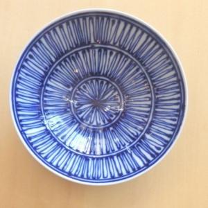 白山陶器 平茶碗(ST22長崎)波佐見焼 飯碗|livingts