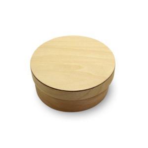 【おひつBENTO】曲げもの弁当箱 仕切付き 木の弁当箱|livingts