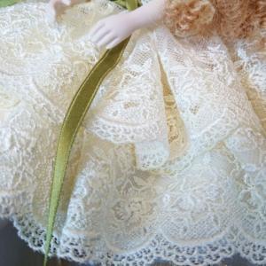 若月まり子人形 フィルクローシェシリーズ 「アンネット」|livingts|04