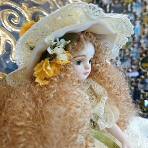 若月まり子人形 フィルクローシェシリーズ 「アンネット」|livingts|07
