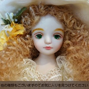 若月まり子人形 フィルクローシェシリーズ 「アンネット」|livingts|08