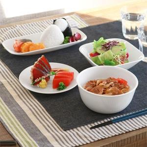ボウル 16cm コレール CORELLE 白 食器 皿 ウインターフロスト ( 食洗機対応 ホワイト 電子レンジ対応 お皿 オーブン対応 白い )|livingut|07