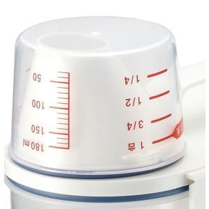 米びつ 密閉米びつ 2kg 計量カップ付き ( ライスボックス 米櫃 こめびつ )|livingut|05