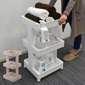 キッチン収納 スマートワゴン 3段 組立式 ( キッチン 収納 ストッカー )|livingut