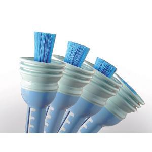 エアコンブラシクリーナー ( 掃除機用 ノズル ブラシ 簡易掃除機 掃除機用品 ホコリ ゴミ )|livingut|04