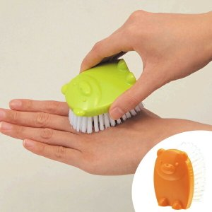 手洗いブラシ ( ハンドブラシ ネイルブラシ 爪ブラシ 洗面 浴用 ) livingut