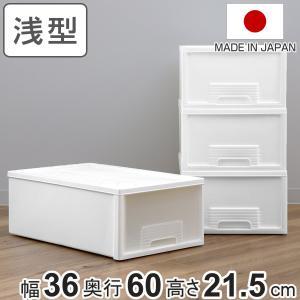収納ケース 押入れ収納 FT 引き出し プラスチック ( 収納ボックス 収納 衣装ケース クローゼット収納 )|livingut