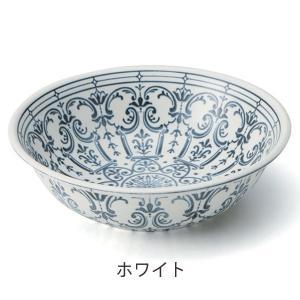 ボウル 20cm 洋食器 マラケシュ marrakech ( 食器 陶器 皿 中鉢 )|livingut|03