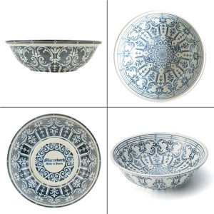 ボウル 20cm 洋食器 マラケシュ marrakech ( 食器 陶器 皿 中鉢 )|livingut|05