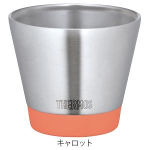 タンブラー サーモス thermos 真空断熱カップ 300ml ステンレス製 食洗機対応 JDD-301 ( 保温 保冷 ステンレスカップ ステンレスタンブラー ) livingut 03