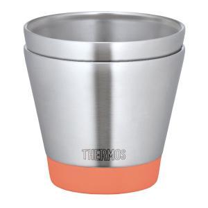 タンブラー サーモス thermos 真空断熱カップ 300ml ステンレス製 食洗機対応 JDD-301 ( 保温 保冷 ステンレスカップ ステンレスタンブラー ) livingut 05