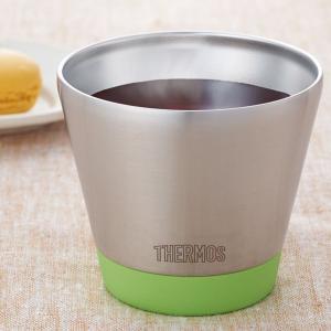 タンブラー サーモス thermos 真空断熱カップ 300ml ステンレス製 食洗機対応 JDD-301 ( 保温 保冷 ステンレスカップ ステンレスタンブラー ) livingut 06