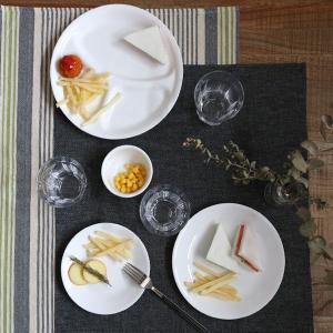 プレート 17cm コレール CORELLE 白 食器 皿 ウインターフロスト ( 食洗機対応 ホワイト 電子レンジ対応 お皿 オーブン対応 白い ) livingut 08