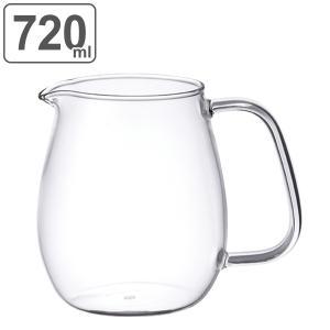 キントー KINTO ジャグ UNITEA ユニティ L 720ml ガラス ( ジャグ サーバー ...