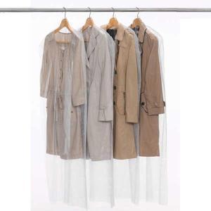 衣類カバー 60×135cm 1年防虫衣類カバー ロング 6枚入り 日本製 ( 洋服カバー 不織布 防虫 )|livingut|02