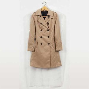 衣類カバー コートカバー 60×135cm ベーシック ロング 7枚入り 日本製 ( 洋服カバー 不織布 衣類収納袋 )|livingut|02