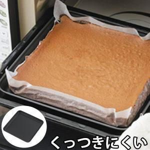 ロールケーキ型 お手入れ簡単ロールケーキ型 鉄製 レシピ付き ( フッ素加工 ケーキ焼き型 ふっ素樹脂加工 )|livingut