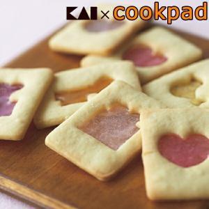 クッキー型 抜き型 ステンドグラスクッキー ガーリー ( クッキー 型 抜型 クッキー抜型 ステンドグラス )|livingut