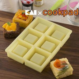 カップ型 食べる器 四角 お菓子 ( 食べられる器 容器 まるごと 食べられる お菓子作り )|livingut