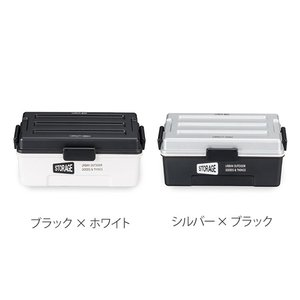 お弁当箱 1段 日本製 STORAGE コンテナランチ 900ml ドーム型 ( レンジ対応 食洗機対応 ランチボックス 弁当箱 丼 )|livingut|04