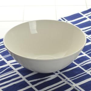 サラダボウル 19cm 洋食器 軽量強化磁器 フォルテモア ( 白い食器 強化 軽量 割れにくい 器 皿 食器 )|livingut|06
