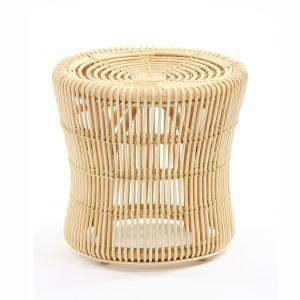 籐 ラタンスツール ( ラタン 椅子 スツール(背もたれなし) )|livingut