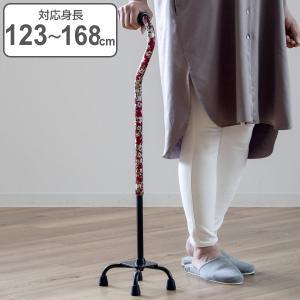 杖 アルミ製4点支柱杖 非課税 ( 多点杖 4点杖 室内用 )|livingut