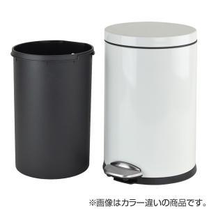 ゴミ箱 ペダル EKO ルナ ステップビン 8L ( ごみ箱 ダストボックス おしゃれ ステンレス シンプル インナー付 洗える )|livingut|05