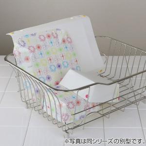 ケーキボックス ケーキ型 フラット 18cm用 フラワー 日本製 ( お菓子 ラッピング デコレーションケーキ 箱 製菓グッズ )|livingut|07