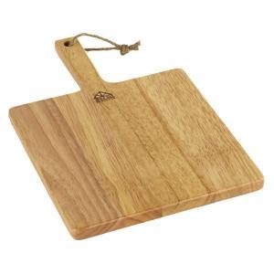 サービングプレート 27×18cm スクエア 木製 ラバーウッド warms ( カッティングボード サービングトレー まな板 木 )|livingut|06