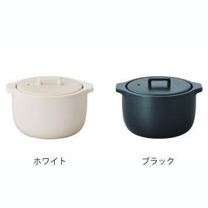 炊飯土鍋 KAKOMI(カコミKINTO キントー ) 2合 メジャーカップ付き ( ガス火対応 両手鍋 炊飯直火鍋 KINTO キントー )|新商品|10|livingut|02