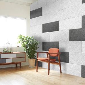 吸音パネル フェルメノン 60x30cm 45度カットタイプ ( パネル ボード 吸音ボード )|livingut|12