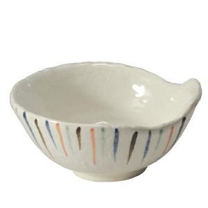 とんすい トンスイボウル 彩り十草 磁器製 日本製 ( 鍋 器 和皿 ) livingut