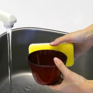ボウル 11cm クリーンコート 赤溜 洋食器 樹脂製 日本製 ( 皿 食器 器 お皿 電子レンジ対応 食洗機対応 )|livingut