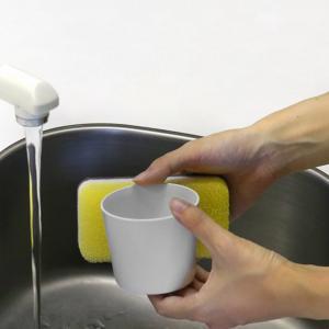マルチカップ 230ml クリーンコート 麺チョコ ホワイト 洋食器 樹脂製 日本製 ( 皿 食器 器 お皿 電子レンジ対応 食洗機対応 )|livingut