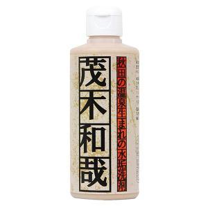 洗剤 茂木和哉 水アカ洗剤 200ml ( 水垢洗剤 掃除 洗浄 水アカ 落とし )|livingut