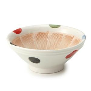 すり鉢 6号 18cm 和食器 陶器 日本製 ( 食器 ボウル 器 鉢 中鉢 電子レンジ対応 食洗機対応 )|livingut