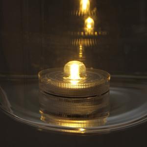 LEDキャンドル キャンドルライト 防水 ウォータープルーフティーライトキャンドル 3個セット ( キャンドル ライト led )|livingut|03