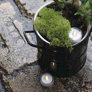 LEDキャンドル キャンドルライト 防水 ウォータープルーフティーライトキャンドル 3個セット ( キャンドル ライト led )|livingut|06