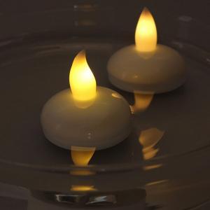 LEDキャンドル フローティングティーライトキャンドル 3個セット ( キャンドル ライト led )|livingut|04
