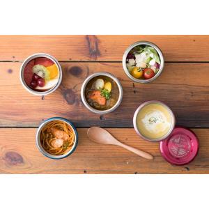 スープジャー midi フードジャー 350ml 保温 ( スープポット スープ 弁当箱 ) livingut 06